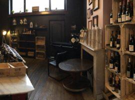 Notre cellier (tous nos vins sont disponibles à la vente à prix caviste)